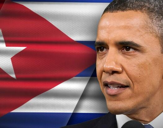 Een historisch moment: Obama is de eerste Amerikaanse leider in 88 jaar die Cuba bezoekt.