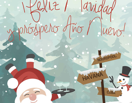 Kom lekker genieten bij Havana tijdens de Feestdagen